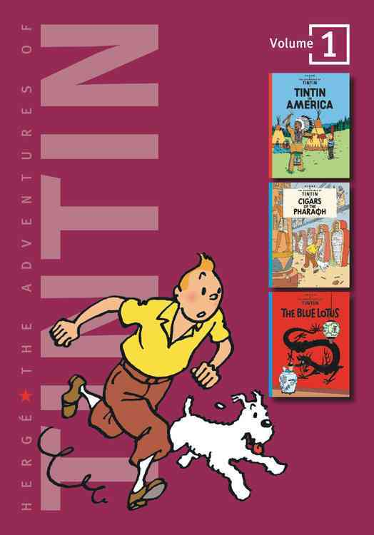 Adventures of Tintin By Herge